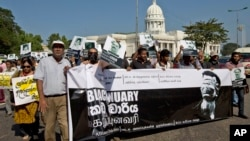 Sri Lanka Must LIft NGO Restrictions