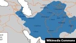 جغرافیای سیاسی امپراتوری غزنویان
