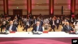 Negociações realizam-se em Doha, Qatar