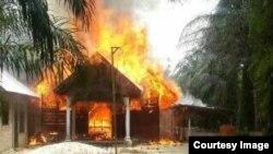 Kerusuhan di Singkil Aceh