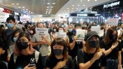 香港反修例抗争中年人士谈局势悲观中看到曙光