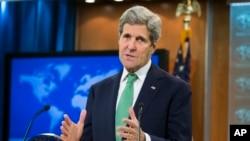 جان کری در اعلام گزارش سالانه حقوق بشر وزارت خارجه بار دیگر بر مخالفت آمریکا با اعمال هرگونه شکنجه تاکید کرد.