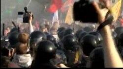 Волна политических репрессий в России нарастает