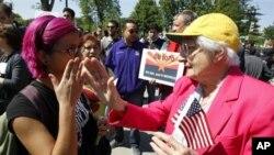 Las protestas de los inmigrantes continúan exigiendo una ley de reforma integral de inmigración