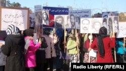 این مظاهرات در هفتۀ حقوق بشر راه اندازی شده است