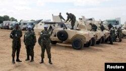 Inteko mvamakungu muri Sudani y'Epfo