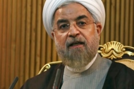 FLE - Iranian President Hassan Rouhani has urged ending his country's isolation.