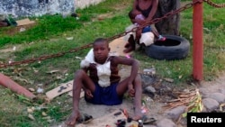 Jobless Africa