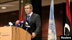 联合国驻利比亚特使博纳迪诺·利昂