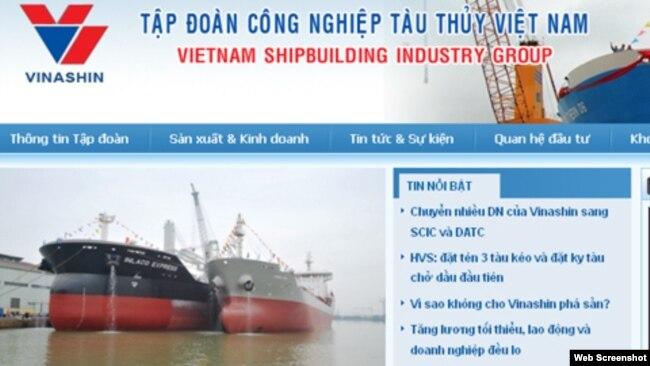 Một tập đoàn doanh nghiệp nhà nước của Việt Nam
