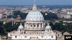 Quảng trường Thánh Phê rô ở Vatican