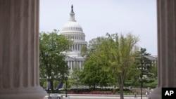 Gedung Kongres AS atau Capitol di Washington, DC. (AP/Carolyn Kaster)