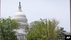 Gedung Capitol, Washington DC (Foto: dok).