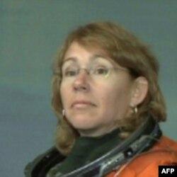 Astronaut Sandra Magnus
