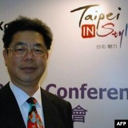 台湾区制衣公会市场推广委员会主任委员吴重行