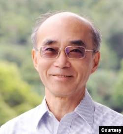 位于台北的中央研究院环境变迁中心执行长许晃雄 (照片提供: 许晃雄)
