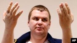L'opposant ukrainen Dmytro Bulatov