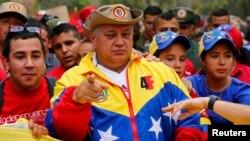 Diosdado Cabello afirmó que el expresidente del gobierno español, Felipe González, dirió escuadrones de la muerte.