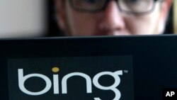 FILE - Researchers looking through queries posted in Bing were able to identify ill people before they were diagnosed.