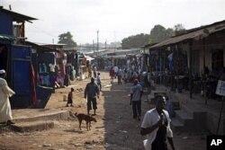 Le marché de Konyo Konyo, l'un des plus fréquentés de Juba (Archives)