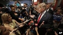 La campaña de Donald Trump ha decidido retirarse de Virginia, prácticamente dando por perdido otro de los estados que antes se consideraban indecisos.