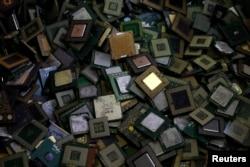 Merkezi işlem birimi (CPU ) çipleri