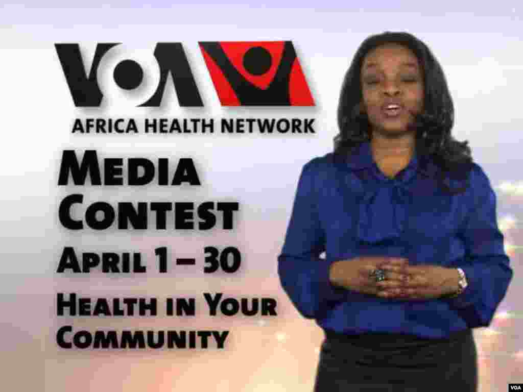 """""""Health in Your Community"""" Contest Information"""