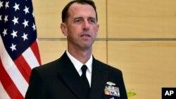 Admiral John Richardson na mayakan ruwan Amurka