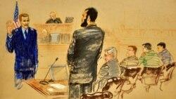 یک زندانی گوانتامو در تمامی موارد اتهامی گناهکار شناخته شد