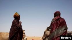 Mohammed Ould Hattab joint par Idriss Fall