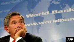 Президент Всемирного банка Пол Волфовиц