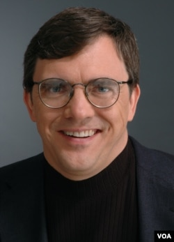 格倫‧雷諾茲教授(照片來源Glenn Harlan Reynolds)