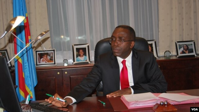 DRC Prime Minister Augustin Matata Ponyo Mapon (Credit DRC government 2)