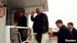 BDP milletvekilleri Sırrı Süreyya Önder, Pervin Buldan ve Altan Tan, geçen haftasonu PKK lideri Abdullah Öcalan'la görüşmek üzere İmralı adasına gitmişti.