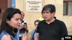 Sevinc Vaqifqızı və Şahvələd Çobanoğlu