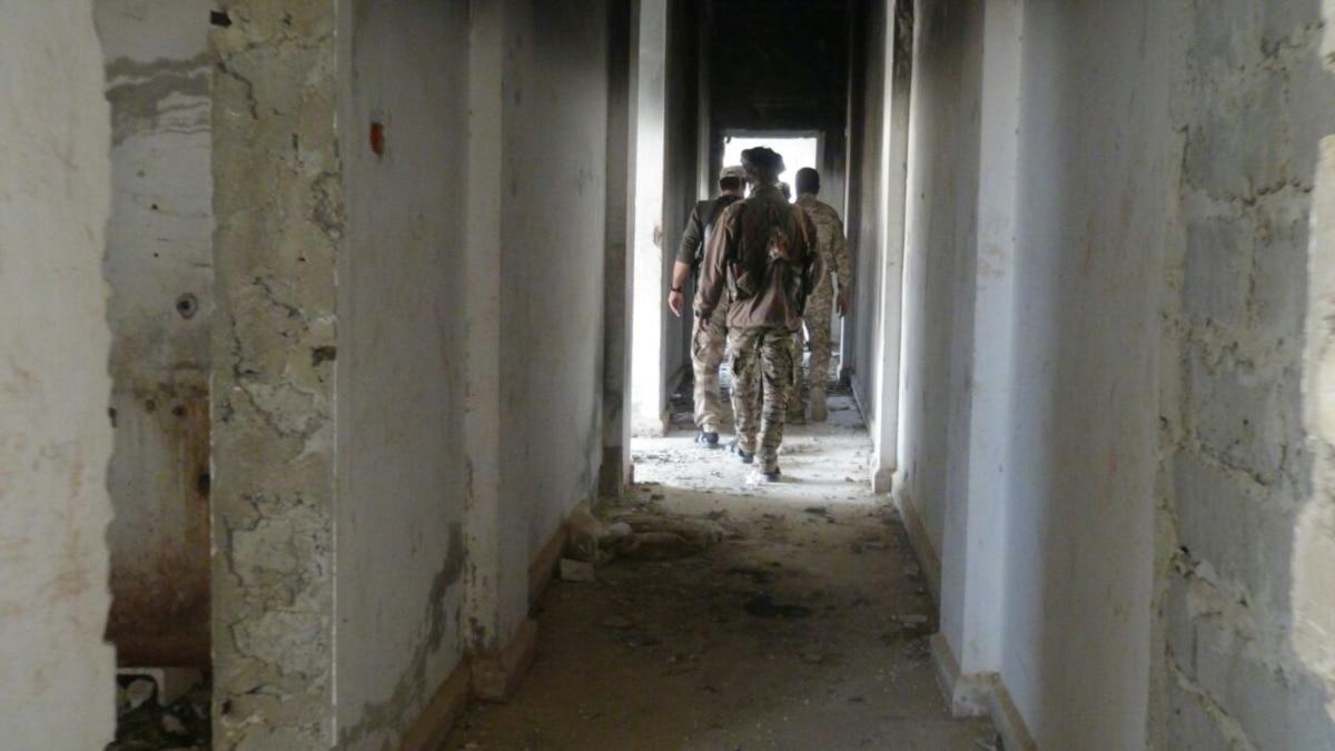 Syria: SDF Na Neman a Saki Mayakan ISIS Domin Fargabar Coronavirus