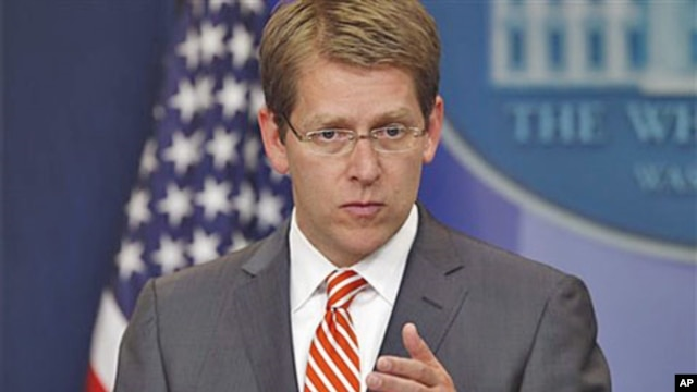 White House Press Secretary Jay Carney (file photo)