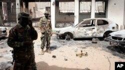 Irin barnar da 'yan Boko Haram suke yi