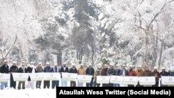 کابل ښار کې یو شمېر مدني فعالانو د هوا ککړتیا په اړه لاریون او د عامه پوهاوي کمپاین پیل کړی.