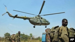 Patrulha na RDC