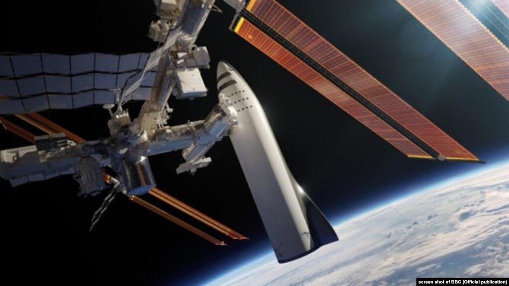 Hãng SpaceX đang phát triển tàu tên lửa tái sử dụng được có tên BFR