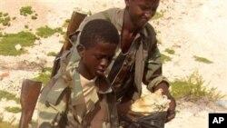 UNICEF menyatakan menerima laporan yang dapat dipercaya bahwa kelompok-kelompok pemberontak dan milisi pro-pemerintah di Republik Afrika Tengah merekrut anak-anak (foto: dok).