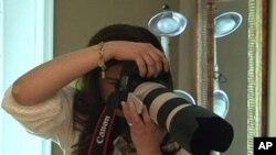 پاکستانی فوٹوگرافرخاتون۔۔۔نورین بخاری