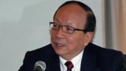 海峡论谈专访国民党副主席蒋孝严