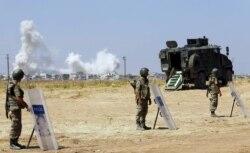 Kurd jangarilariga qarshi zarbalar, Behzod Muhammadiy