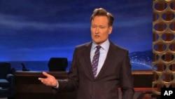Conan O'Brien, voditelj američkog talk showa ''Conan''