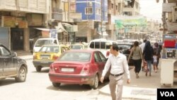 Qamishlo streets