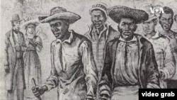 非奴系列(10): 奴隸貿易推動經濟增長痛苦傷疤難以癒合(視頻截圖)