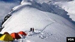 Pamir dağları