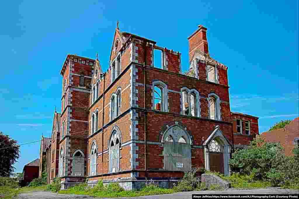 Biara dan Binatu Good Shepherd di Cork, Irlandia.